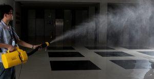 Меры безопасности при работе с генератором холодного тумана