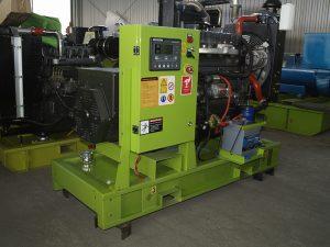 Дизельные генераторы – сфера применения и типы исполнения